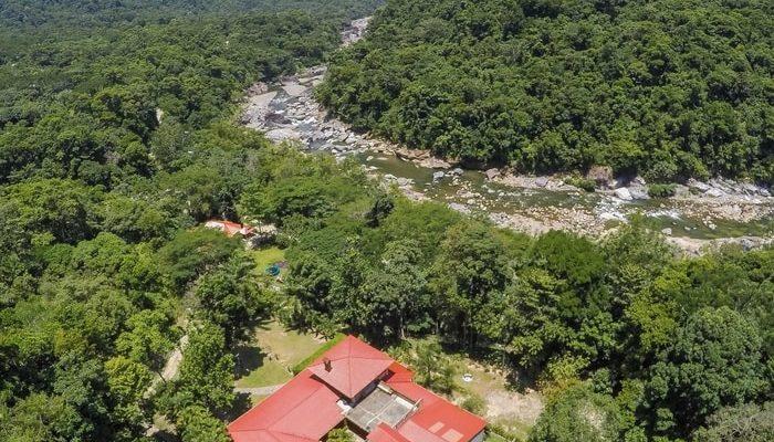 La Villa de Soledad in the Cangrejal River Valley, Honduras