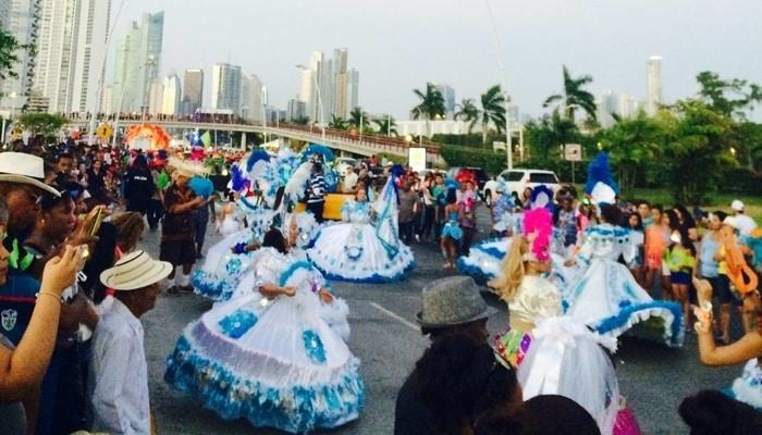 Panama City Carnival