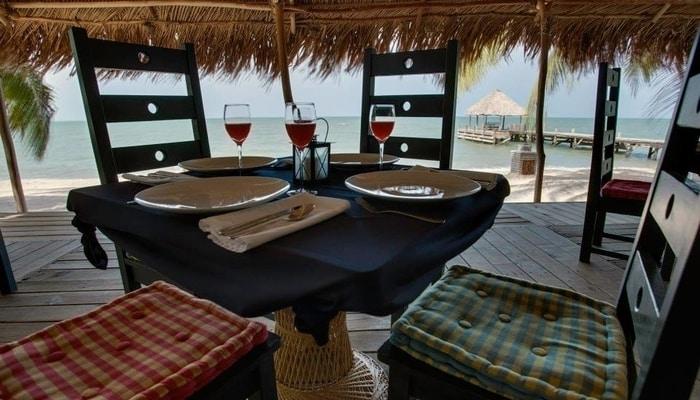 Chef Rob's Gourmet Cafe, Hopkins Village, Belize