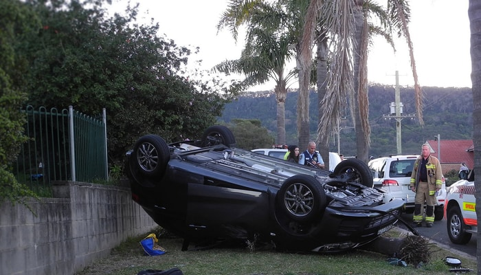 Driving in Nicaragua - Car accident / Jacqueline Wales (Flickr) / Commercial use allowed
