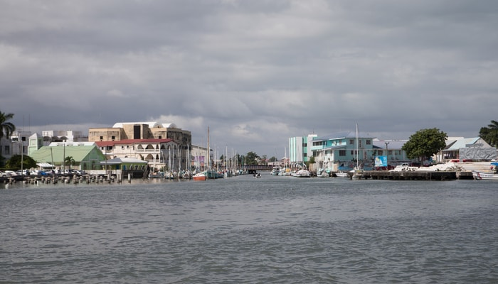 Expats in Belize: Belize City, Belize / fritzcat (Flickr / Commercial use allowed