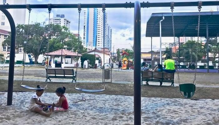 El Dorado, Panama City: Parque Recreativo Las Mercedes