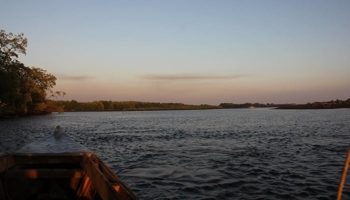 Guatemala Beaches: Sipacate Estuary, El Paredón