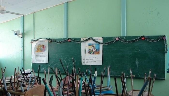 Classroom in Guanacaste, Costa Rica