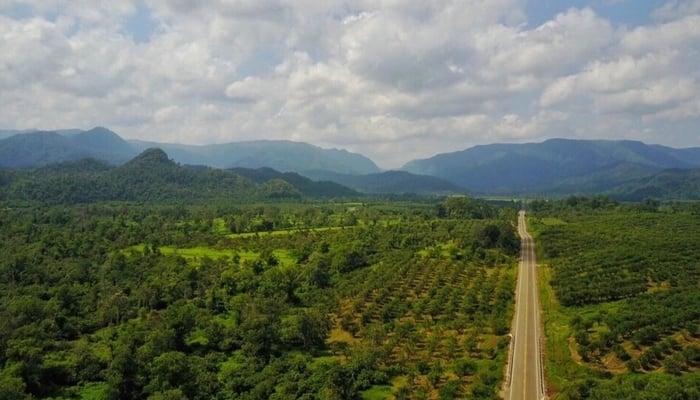 Getting around Belize: The Hummingbird Highway, Belize