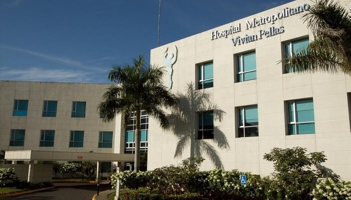 Hospital Vivian Pellas, Managua