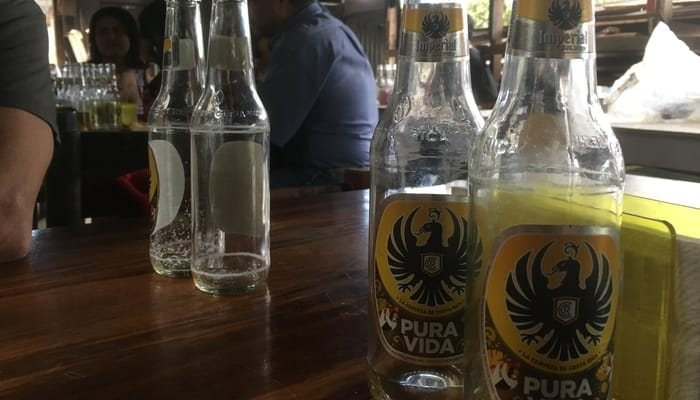 Speaking Spanish in Central America: Beers in Costa Rica