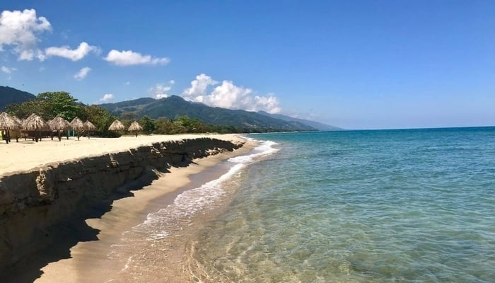 Campo del Mar, Trujillo, Honduras