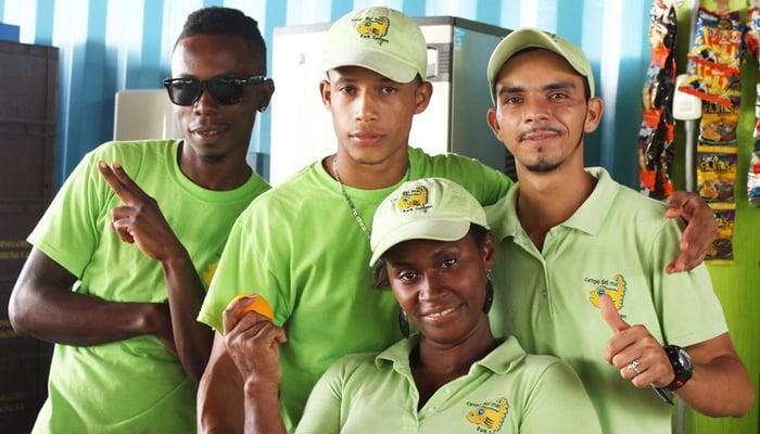 Jobs in Trujillo, Honduras: Campo del Mar staff