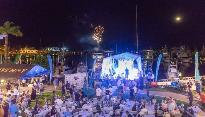 Closing party at the 2018 World Offshore Championship