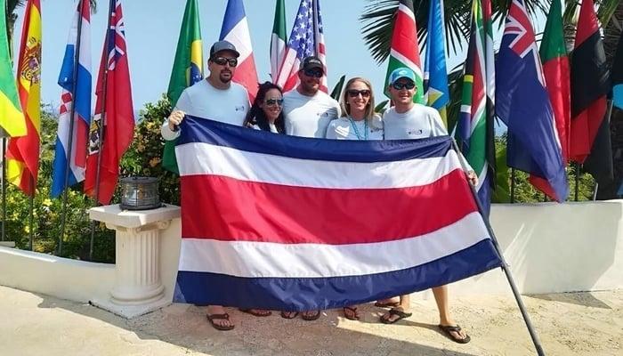 2018 World Offshore Championship, Quepos, Costa Rica: Team Costa Rica