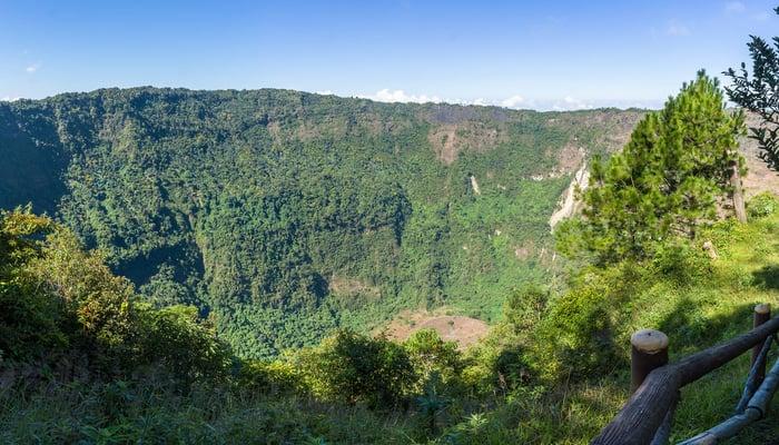 Hiking in El Salvador: Boqueron Natural Park