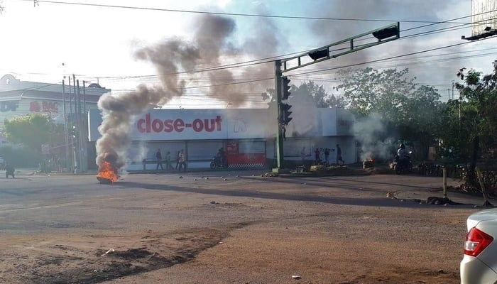 Living in Nicaragua in an age of insurrection / La Prensa Facebook page