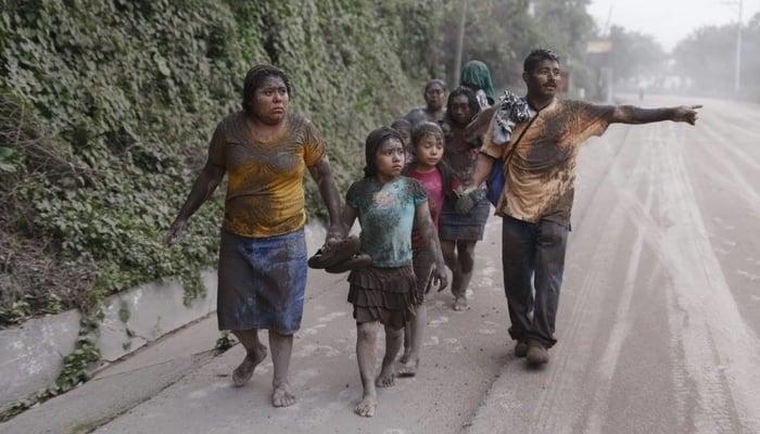 Politics in Guatemala: Victims of Volcano de Fuego, Guatemala / La Notice en Guatemala Facebook Page