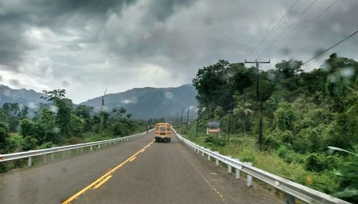 Hummingbird Highway, Belize / Ernesto B Castillo Facebook Page