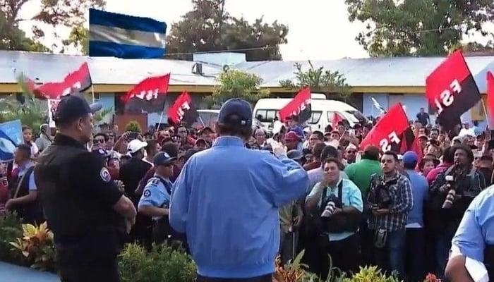 July 19, Nicaragua: Photo Credit to La Prensa Nicaragua Facebook Page