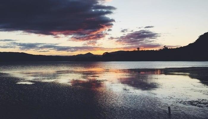 Lakes of El Salvador: Lake Ilopango