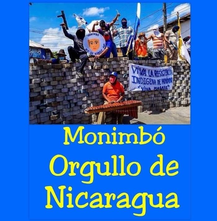 Masaya, Nicaragua: Monimbo, pride of Nicaragua