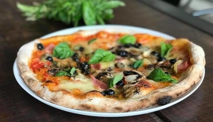 Jaco Restaurants: Pizzabar, Jaco