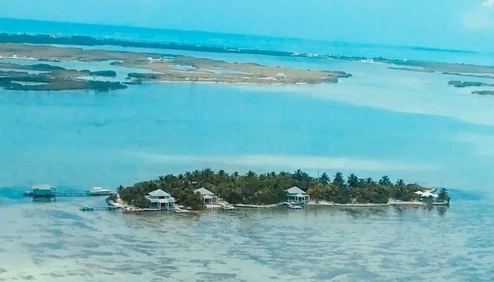 Visiting Belize: Caya Espanto, Belize