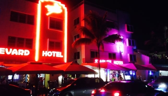 Visting Belize: Miami Beach, Florida: Not at all like Belize