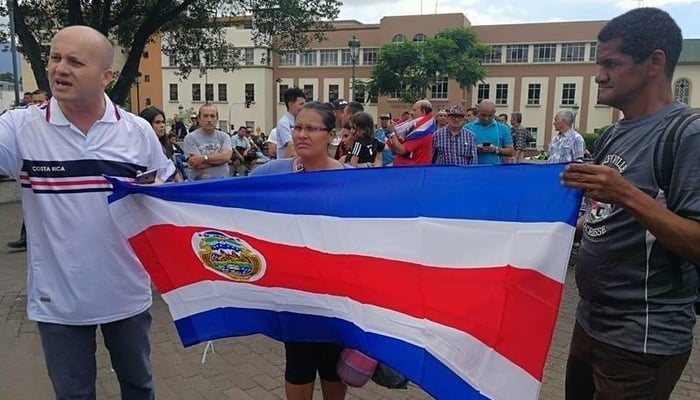 Xenophobia in Costa Rica / Photo credit to CRHoy