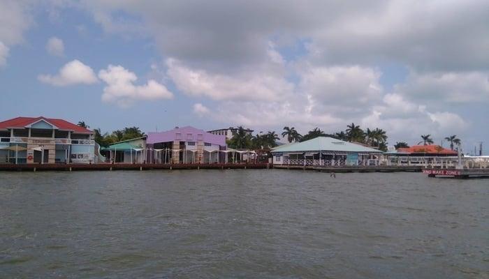 Crime in Belize: Belize City Port / Alejandra Prez Facebook Page