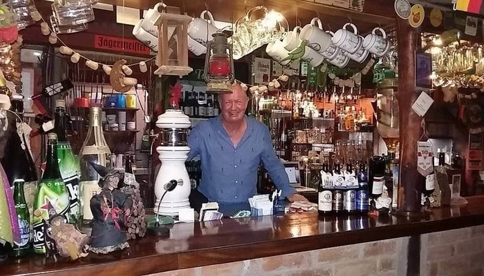 La Mansion Inn, Costa Rica: Harry Bodaan