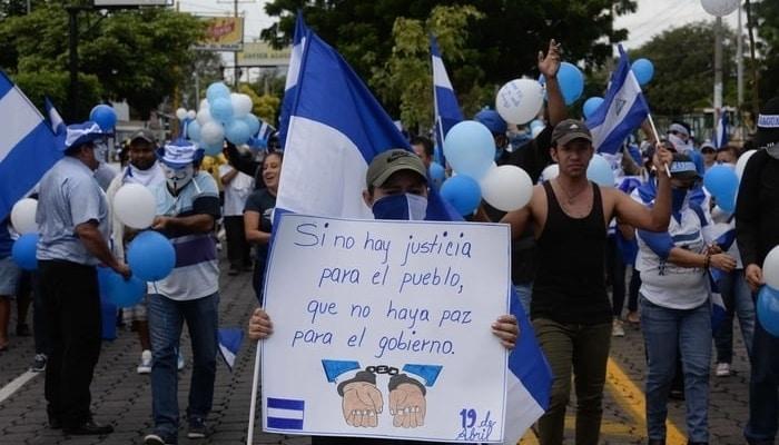 Traveling to Nicaragua: Marcha de los Globos, Sept 2019 / La Prensa Nicaragua Facebook page