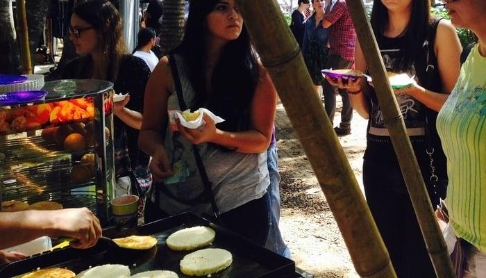 Vegetarian in Costa Rica / Costa Rica street food