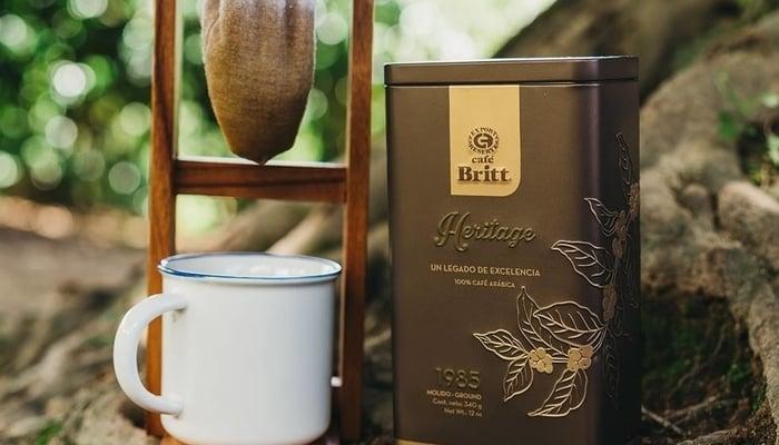 Café Britt Coffee