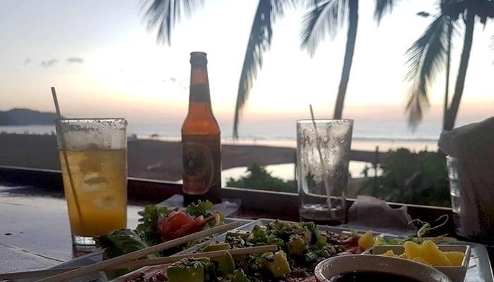 Jaco Beach Bars / Photo credit to Malecon Bar Jaco Facebook Page