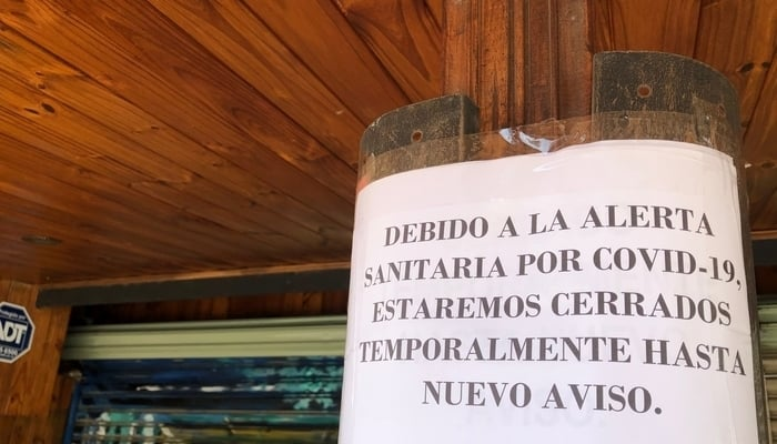 Coronavirus in Central America / James Dyde