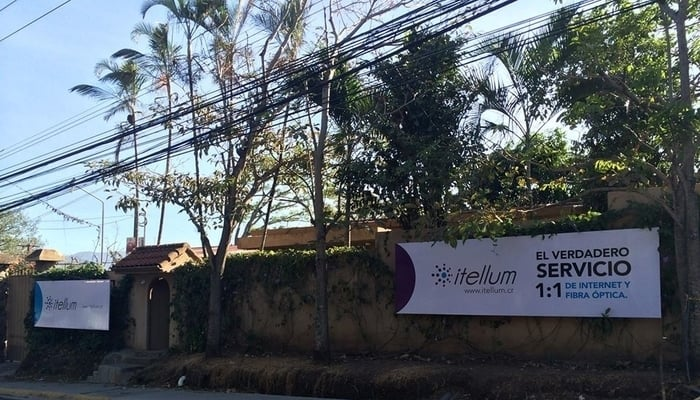 Costa Rica internet company / Itellum Facebook page