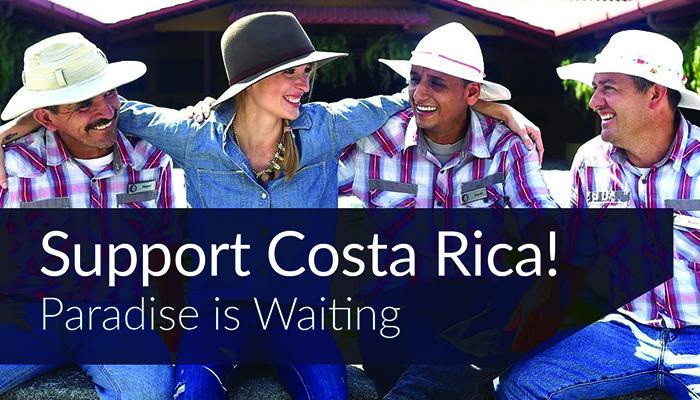 Support Costa Rica