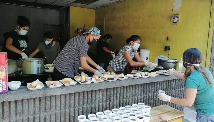 Coronavirus Economy Guatemala City / Rayuela GT Facebook Page