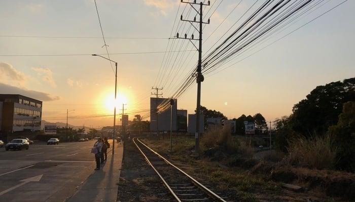Coronavirus Hope: Empty streets in San Jose, Costa Rica / James Dyde