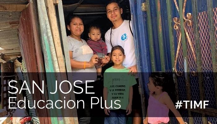 Support Costa Rica / Educacion Plus