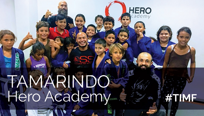 Support Costa Rica: Hero Academy Tamarindo