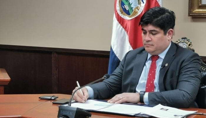 Costa Rica economy: Carlos Alvarado / Carlos Alvarado Quesada Facebook Page