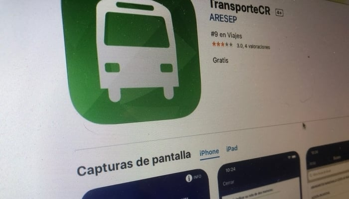 Taxis in Costa Rica / New App