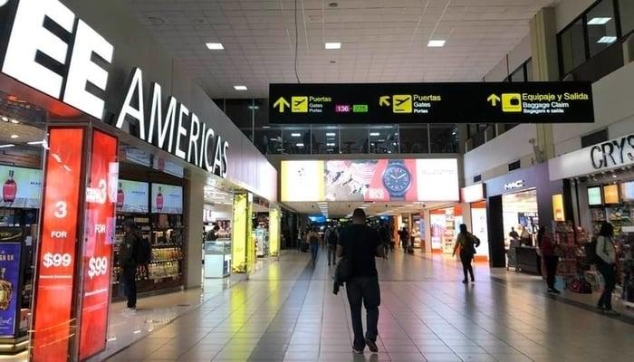 Panama Entry Protocols: Tocumen International Airport / Photo credit to Graciela V Toscano (Facebook)