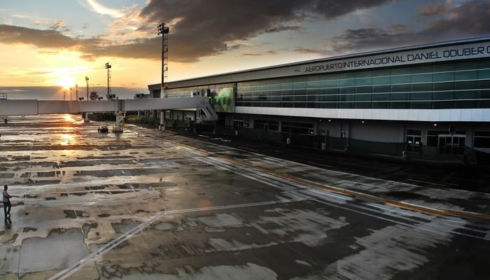 Costa Rica COVID test / Liberia Airport / Liberia Airport Facebook Page