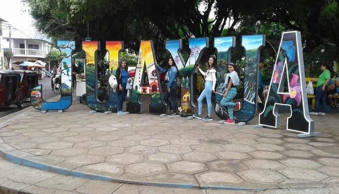 Juayua El Salvador / Photo credit to Juayua Oficina Municipal de Turismo Facebook Page