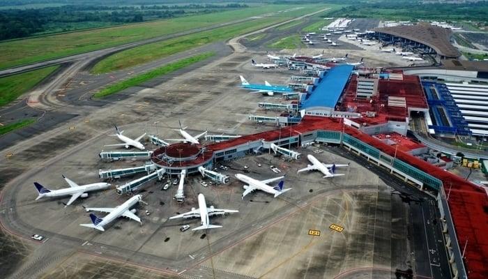 Tocumen Airport, Panama / Tocumen Airport Facebook Page