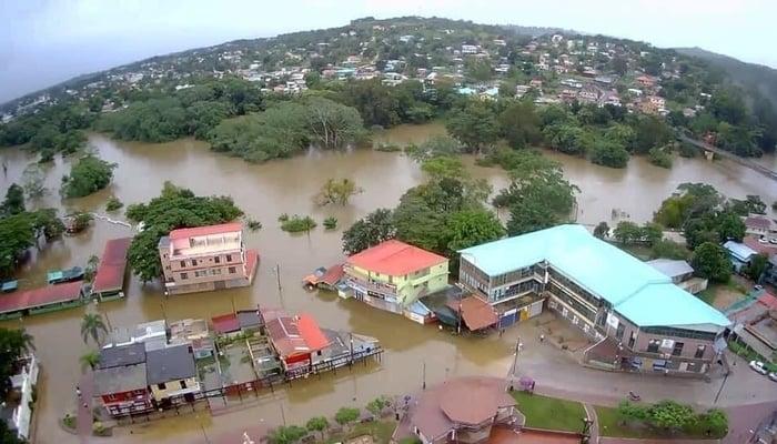 Hurricane Eta Affects / Dunamis Ministries Facebook Page