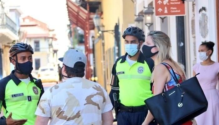 Panama tourist police / Photo credit to Policía Nacional de Panamá Facebook Page