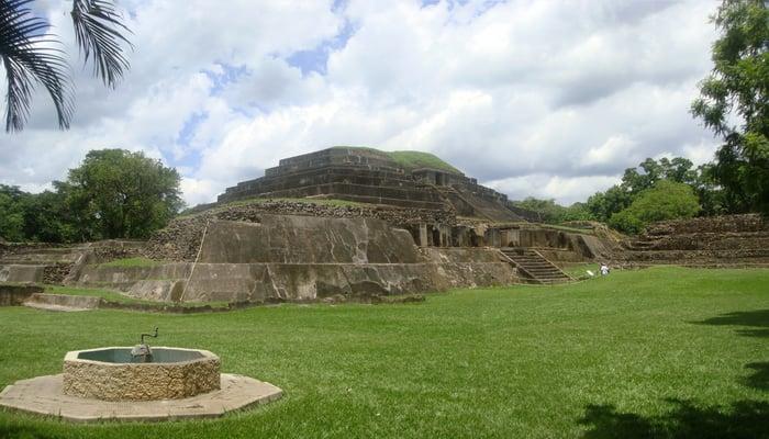 Archeological sites El Salvador