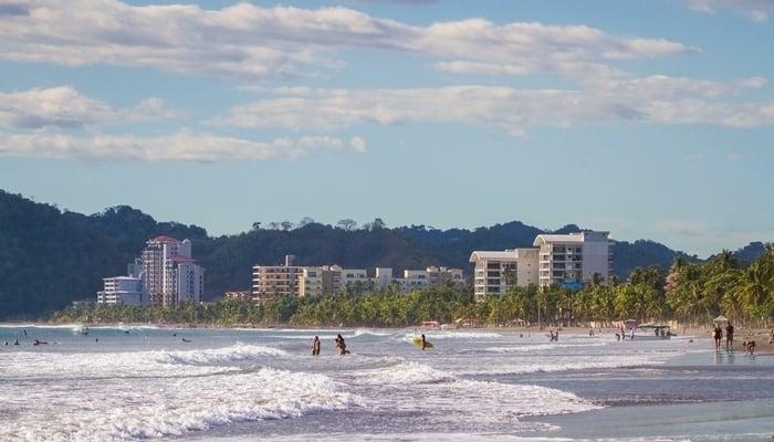 Jaco Beach Closures