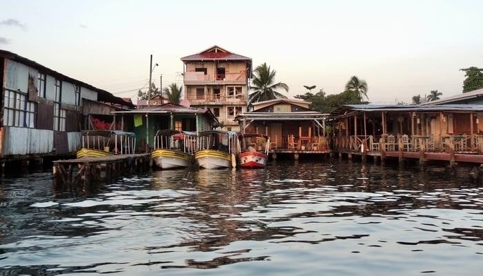 Living in Bocas del Toro